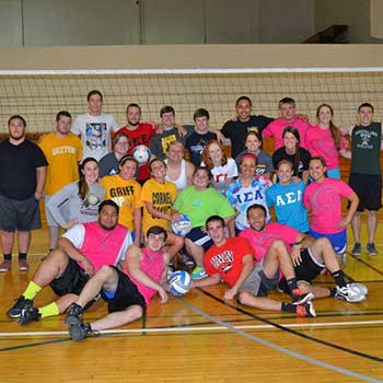 Student Volleyball Association