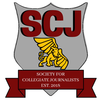 SCJ Society for Collegiate Journalists Est. 2018
